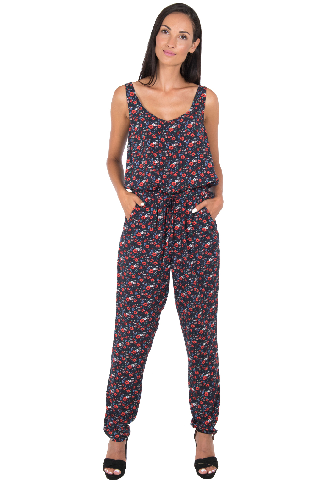 new photos premium selection outlet store sale TOM TAILOR RELAXED OVER JUMPSUIT ΓΥΝΑΙΚΕΙΟ 1007922-15552