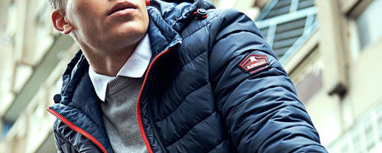 dd4ccf5f35c MEN JACKETS | Passadena.gr | Pepe Jeans | Desigual | Superdry