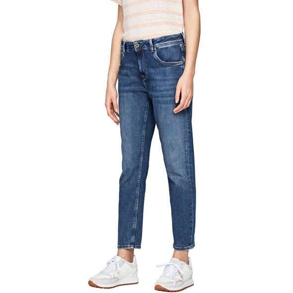 PEPE JEANS 'VIOLET' MOM CARROT FIT ΨΗΛΟΜΕΣΟ JEAN ΓΥΝΑΙΚΕΙΟ PL201742WT3-000